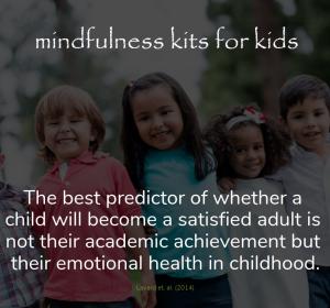 Mindfulness Kits for Kids